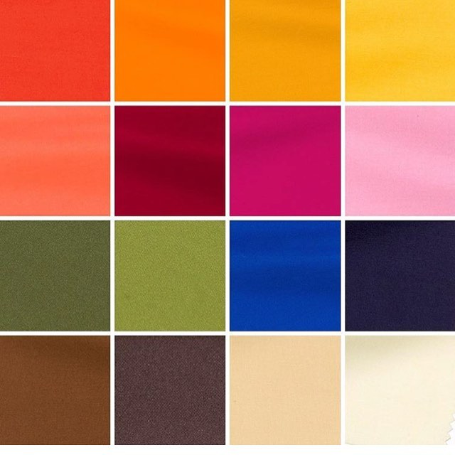 COLOR PALETE PANTONE® 2019